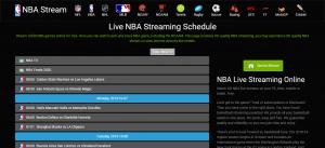 NBAStream.io